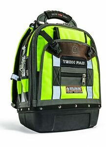 Veto Pro Pac TECH-PAC HiViz YELLOW Tool Backpack / Rucksack / Tool Bag