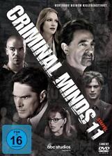 Criminal Minds - Staffel 11 - Thomas Gibson - 5-DVD-Box - NEU & OVP