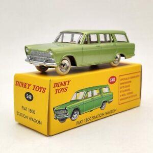 1/43 DeAgostini Dinky Toys 548 Fiat 1800 Station Wagon Diecast Models Car