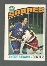1976-77 OPC O-Pee-Chee Hockey Andre Savard #43 Buffalo Sabres NM/MT *1