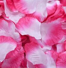 100pcs Romantic silk Rose flower Petals Wedding party lovers decoration suplirs