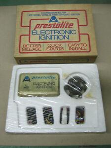 Prestolite Electronic Ignition Conversion Kit, 70-22 (IDL-5011B), Ford 6 cyl NOS