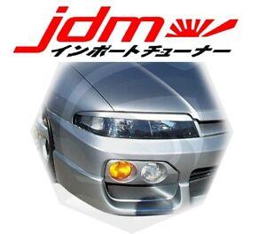 For Nissan Skyline 33 GT-R Eyebrows Eyelids Eye Line 1993-1998 2pcs