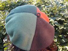 Baskenmütze mehrfarbig v. Kangol Wollbaske Damenmützen Strickmützen Bommelmützen