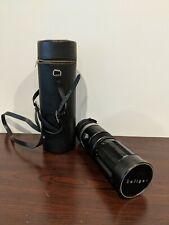 Soligor Camera Lens Auto Zoom 1:4.5 f=90 mm-230 mm - #17106274