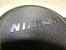 52mm  Nikkor Front Nikon Cap snap on JUM 515,897 Genuine Free Shipping USA