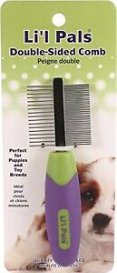 Li'l Pals Double Side Comb Great To Remove Fleas and Ticks
