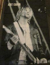 Nirvana Textile Poster Flag Rare New Sealed Kurt Cobain