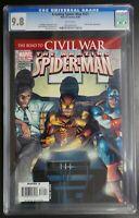 Amazing Spider-Man #531 Marvel Comics CGC 9.8 White Pages