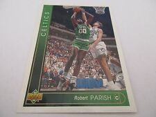Carte NBA UPPER DECK 1993-94 FR #92 Robert Parish Boston Celtics