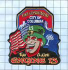 Fire Patch - City of Columbia
