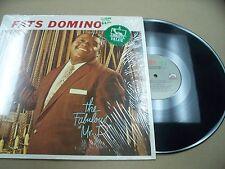 VINYL ALBUM RECORD,THE FABULOUS MR. D, FATS DOMINO,LIBERTY RECORDS,LN-10136