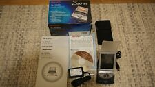 Sharp Zarus SL-5500 Boxed with docking station, CF Card, Stylus, Case ....