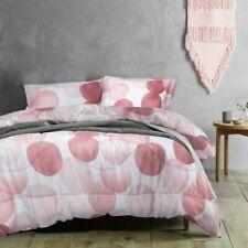 Al, Pink Fiesta 3 Pieces Comforter Set, Blush Collection