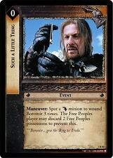 LoTR TCG Realms of the Elf Lords RotEL Such A Little Thing 3R80