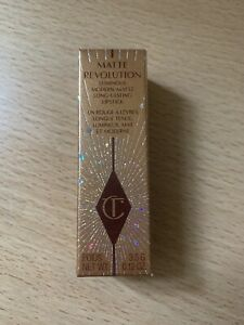 Charlotte Tilbury Brand New Matt Revolution Lipstick In Super You