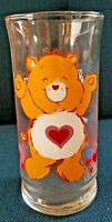 Vintage Pizza Hut Tenderheart Bear Care Bears Limited Edition Collector's Glass