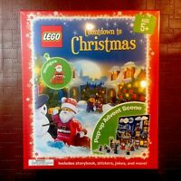 Lego Countdown To Christmas Advent Calendar- New In Box