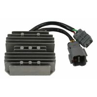 New Voltage Regulator/Rectifier for 12 13 2012 2013 Yamaha Grizzly 300 AYA6059