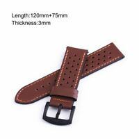 20mm Watch Strap Classic Calf Leather 22mm Watches Band Leather Watchstrap Belts