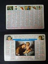 Small calendar 1962 No. 25