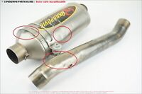Marmitta terminale silenziatore akrapovic Honda CBR 600 F4 I 01 10