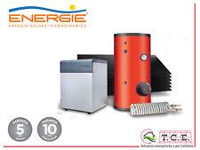 Kit SOLARE TERMODINAMICO ENERGIE  Eco 1000 I 6 per acqua sanitaria grandi volumi
