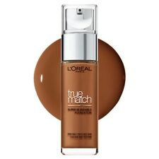 L''Oreal Paris True Match Liquid Foundation 11N DARK COFFE