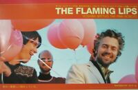 THE FLAMING LIPS 2002 yoshimi battles promotional poster Flawless New Old Stock