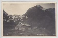 AK Mutters, Mutterberger Alpe, Foto-AK 1927