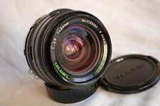 Per Nikon Tamron BBAR MULTI C 24mm f/2, 5, ai