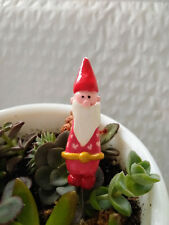 Fairy Garden Valentine's Day Gnome Miniature Decoration
