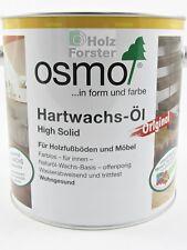 OSMO Hartwachs-Öl Original 3032 farblos seidenmatt