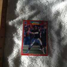1989 Pro Set #44 Jim McMahon football card