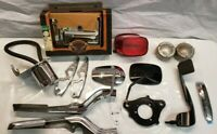 Harley Davidson Parts Lot Assortment 14 Pieces