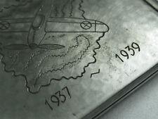 GERMAN LUFTWAFFE PILOT LEGION CONDOR 1937-1939 WAR IN SPAIN CIGARETTE CASE