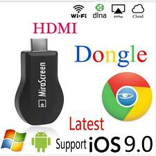 Miracast TV Stick WiFi Display Receiver 1080P HDMI for Smart Phones Tablet GM4I