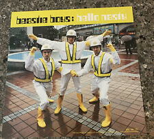 Beastie Boys Hello Nasty Poster 2-Sided Flat Square 1998 Promo Poster 12x12