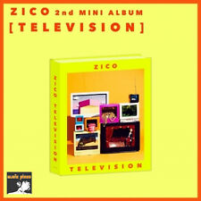ZICO 2ND MINI ALBUM [ TELEVISION ] BLOCK B