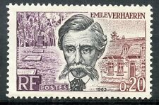 STAMP / TIMBRE FRANCE NEUF LUXE °° N° 1383 ** F. VERHAEREN