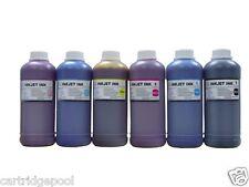 Refill ink for Epson Stylus photo 1280 1290 Printer T007 T009 6X500ML