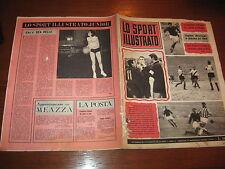 LO SPORT ILLUSTRATO GAZZETTA 1965/1 BOLOGNA INTER ATALANTA VARESE MILAN TORINO