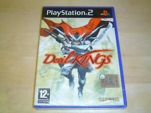 DEVIL KINGS PLAYSTATION 2 PS2 *BRAND NEW*