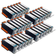 30PK Canon CLI-251 PGI-250 Ink Cartridges for Pixma MG6320 MG7120 with Gray