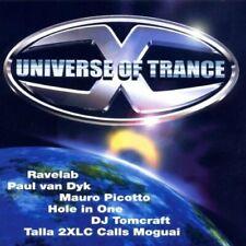 Universe of Trance (2000) + 2CD + Fridge, Paul van Dyk, Freebase, Dutch Force...
