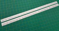 R31 Skyline GTS-R  side resto Decals stickers RB20DET 16 RB20ET-16R RBDE