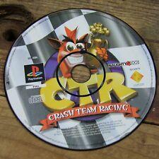 Crash Team Racing (Bandicoot) (Sony Playstation 1) Retro Gaming *DISC ONLY*