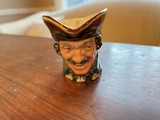 large royal doulton character toby jugs Dick Turpin 2 1/8 Inches