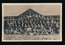 Somerset TAUNTON Military Music Band PPC by WA Crockett Bath Place