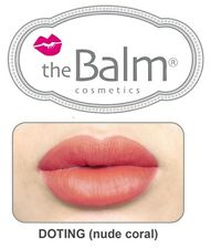 The Balm Cosmetics -Meet Matte Hughes Long Lasting Liquid Lipstick - DOTING